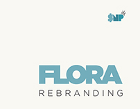 Flora ReBranding & Creation of New Flora Products