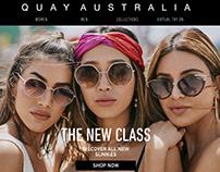 QUAY Australia Summer 2018