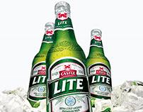 SA Breweries Castle Lite