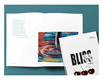 Bliss Magazine Mockup