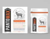 Drug for man, packaging design