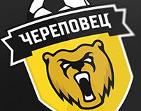 FC Cherepovets brand concept
