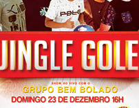 Identidade Visual - Jingle Gole