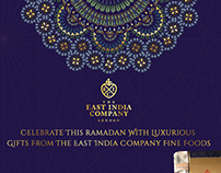 The East India Company - Ramadan campaign