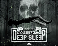 ZILAP DEEP SLEEP - TYPEFACE