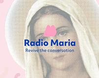 Rebrand Radio Maria