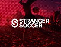 Stranger Soccer Web Revamp