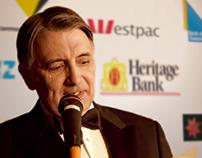 Heritage Bank award night tvc
