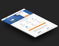 LinkBiz - Landing Page