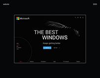 Microsoft — NEW website