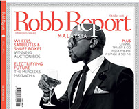 Robb Report Malaysia, October 2016