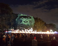 Animal Watching @ Electric Zoo Festival - New York