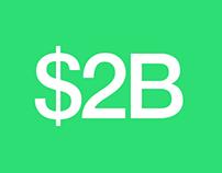 Kickstarter $2 Billion