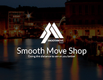 Smooth Move Shop Website