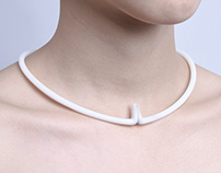 Plam necklace