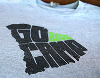 GoCamp 2015 Shirt Design