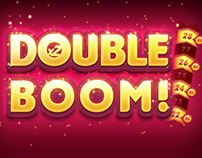 Double Boom promotion in Slotomania