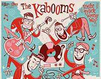 The Kabooms - album cover