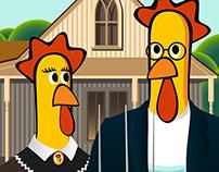 Chicken Ville 2