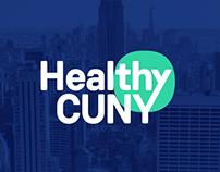 Healthy CUNY - Branding