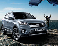 Hyundai - Reasons to Drive Campaign - Creta