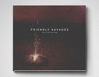 Friendly Savages Album Art