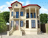 Villa in Merdekan