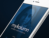 My kolumn Mobile App