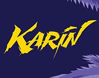 KARÍN (un zorro morado)