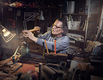 Wood Artist Le Ruisseau