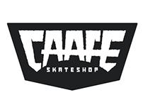 CAAFE SKATESHOP BRAND