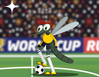 Mosquito studio World Cup FB Cover