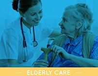Elderly Care Social Media