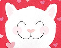 Feline Good Valentine