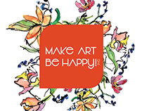 Make Art Be Happy, Inc.