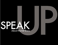 'Speak Up' About Mental Illness