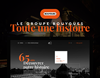 Bouygues 65ans