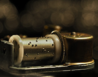 Music-box cylinder