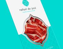 Packaging jamón