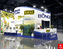 Stand project for BUNGE