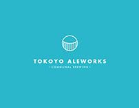 Tokyo Aleworks | Brand Identity