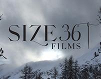 Size 36 Logo Identity