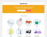 Webshop redesign