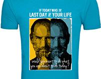 T-Shirts design Project