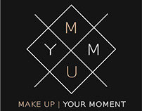 MakeUp - YourMoment | Corporate Identity