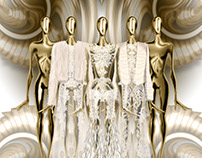 FASHION ILLUSTRATION GIVENCHY Haute Couture A/W 2010