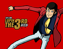 Lupin the 3rd Online Slot Game