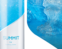 Summit Sparking Water