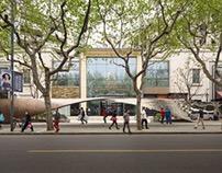 Xintiandi Installation - UNStudio