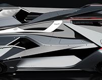Cadillac LMP - Bruce Wayne Edition